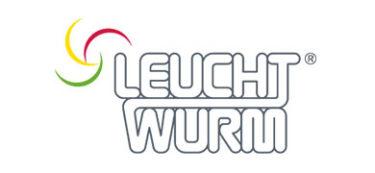 Leuchtwurm Logo